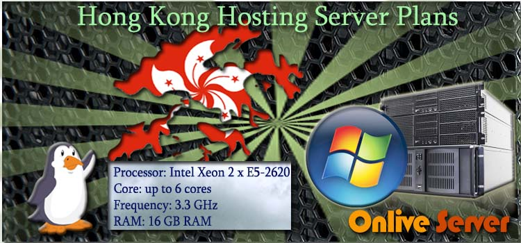 Hong-Kong-dedicated-server