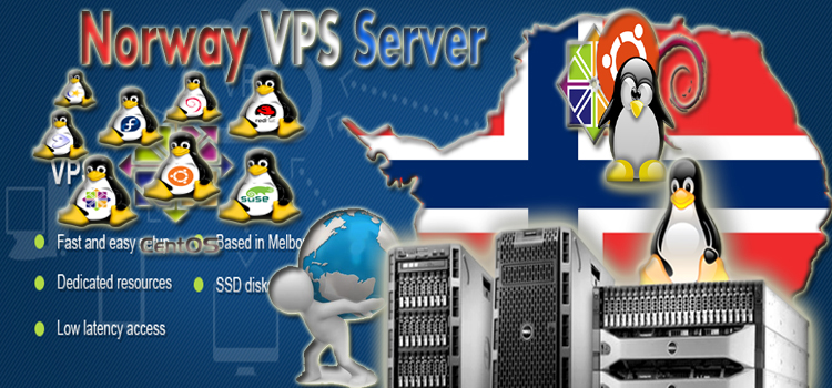 Norway VPS Hosting
