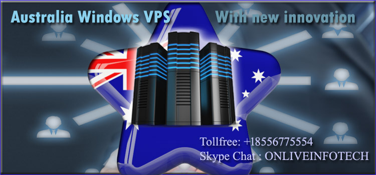 Australia Windows VPS